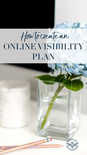 online visibility plan