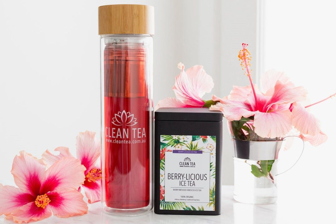 BERRYLICIOUS INFUSER BOTTLE