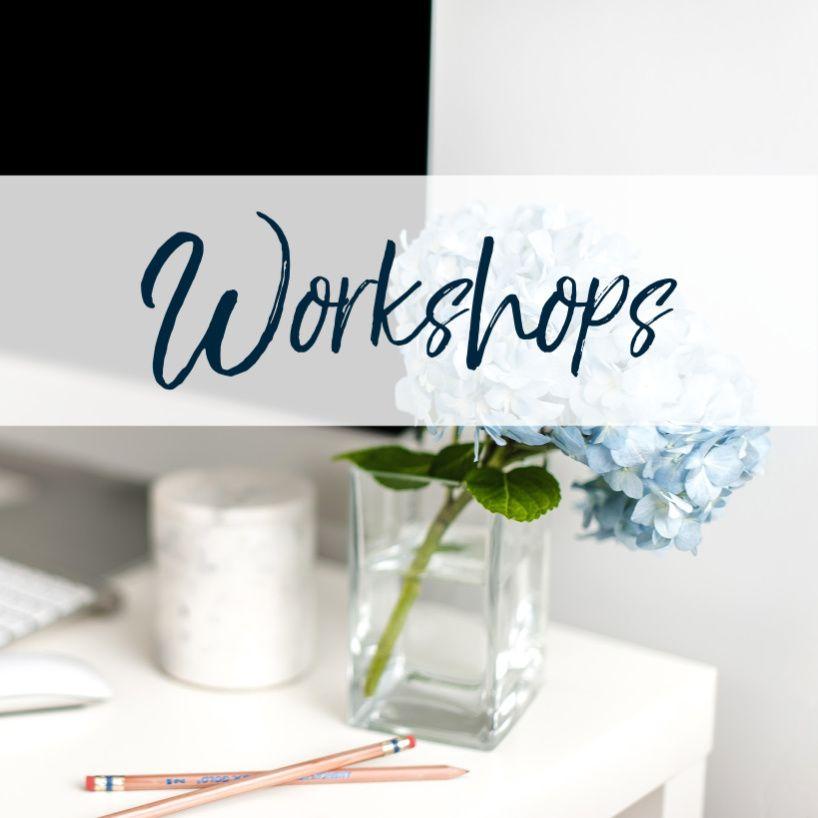 Online Workshops & Resources