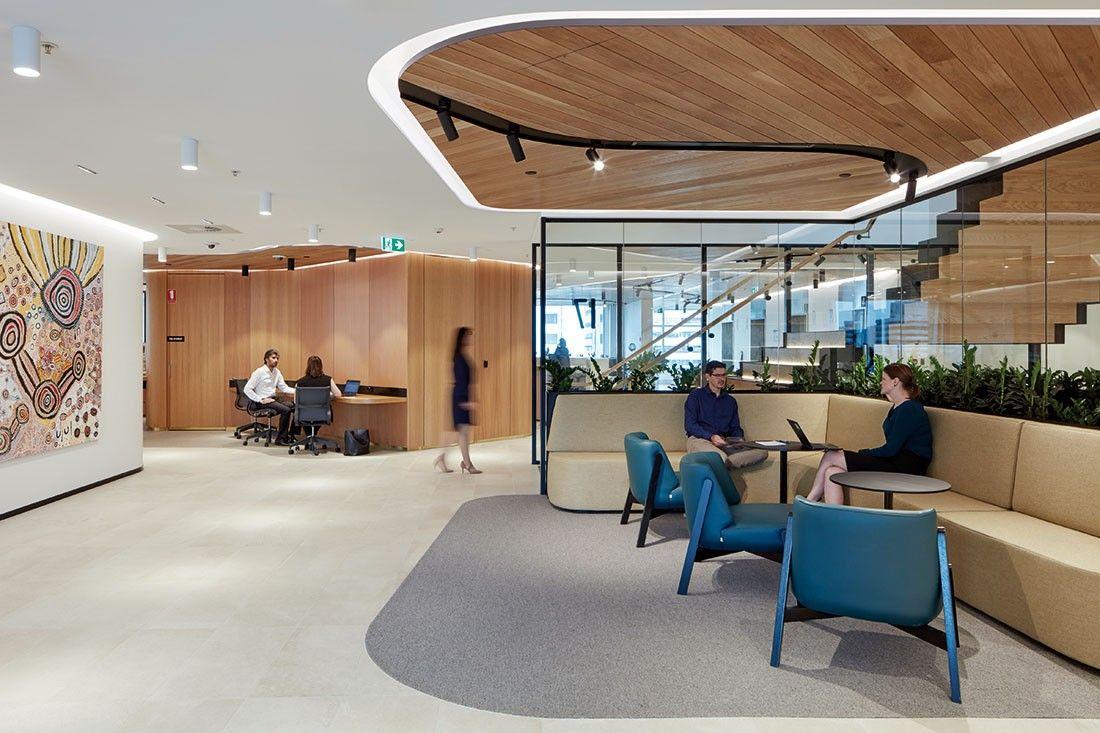 office image credit NAB Brisbane by Woods Bagot