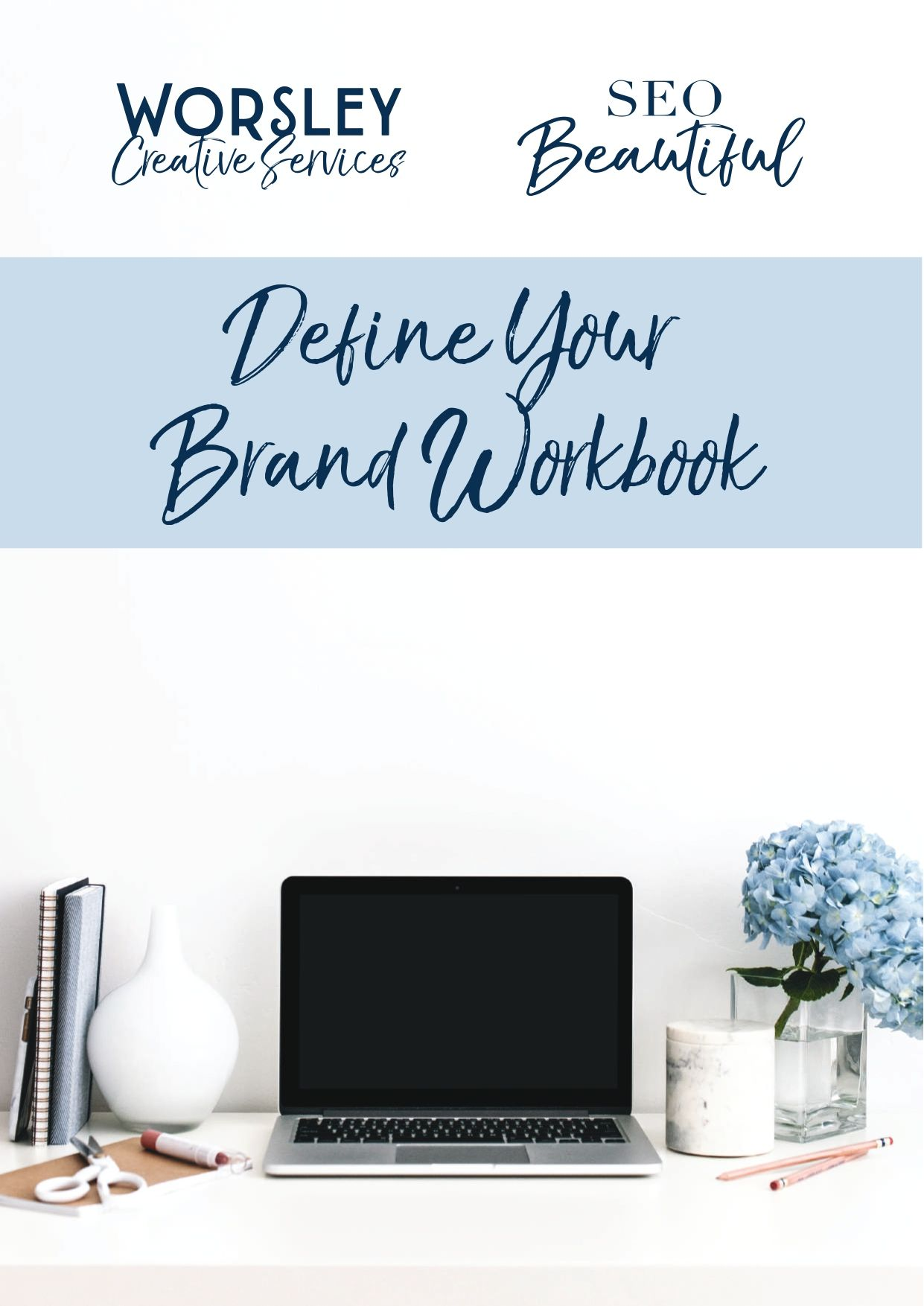 SEO Beautiful Define Your Brand Cover
