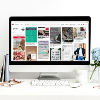 Online Pinterest Complete Workshop