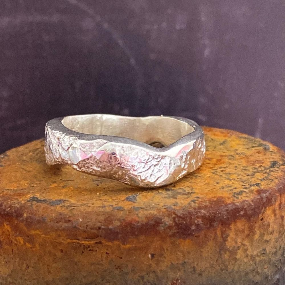 The Soldersmith Silver Ring