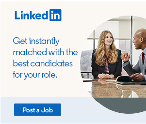 Post Jobs on LinkedIn