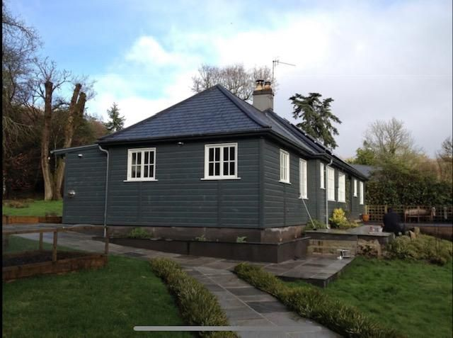 New build single storey