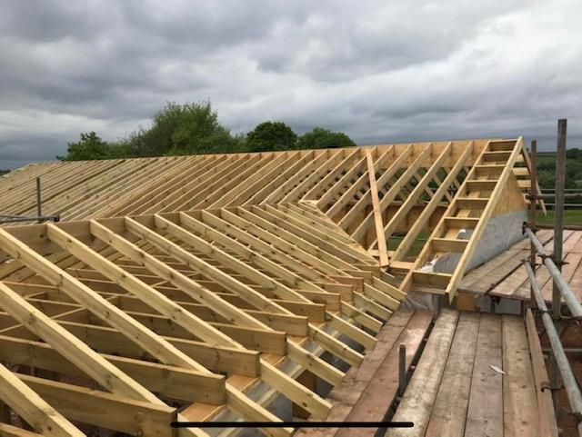 Roof carpentry