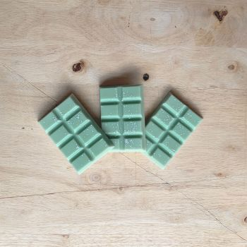 Lime, Basil & Mandarin Wax Melt Snap Bars