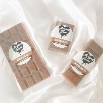 Mocha Coffee Wax Melt Snap Bars