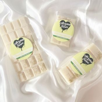 Pear and Freesia Wax Melt Snap Bars