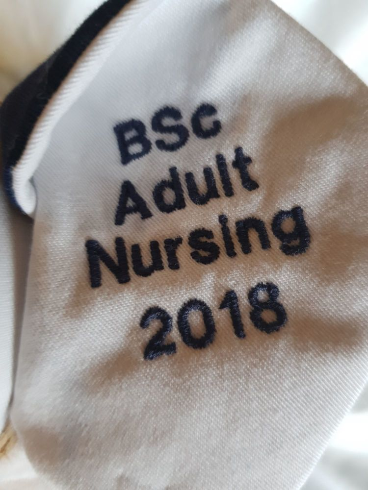 Standard Text Embroidery