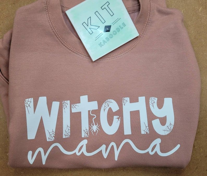 Gorgeous soft 'WITCHY MAMA' sweatshirt, jumper, top, sweater, autumn jumper