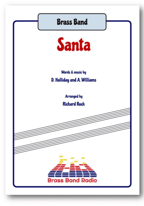 Santa - Brass Band