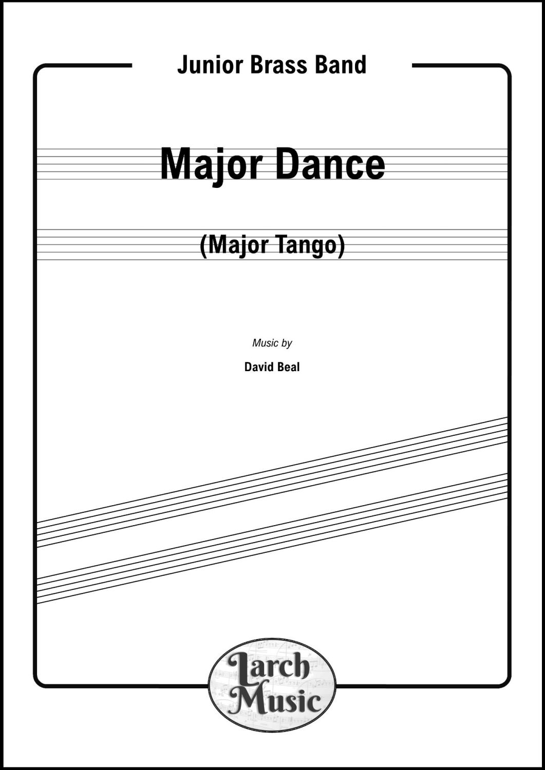 Major Dance (Major Tango) - Junior Brass Band