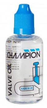 Champion Valve Oil - 50ml