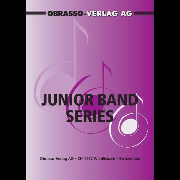 Waggon Wheels And Cuban Heels! - Junior Band