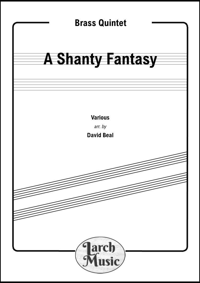 A Shanty Fantasy - Brass Quintet