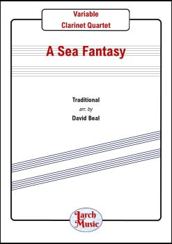 A Sea Fantasy - Variable Clarinet Quartet
