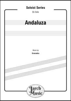 Andaluza - Eb & Piano