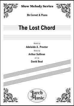 The Lost Chord - Bb Cornet & Piano