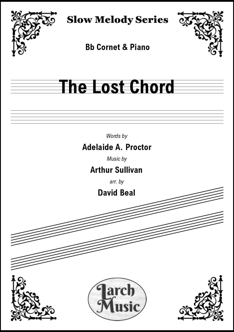 The Lost Chord - Cornet & Piano