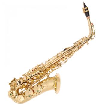 Odyssey Debut Eb Alto Saxophone Outfit
