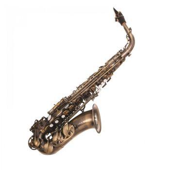 Odyssey Symphonique 'Eb' Alto Saxophone Outfit – Distressed