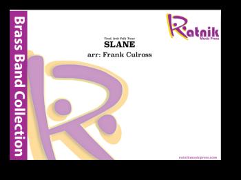 Slane (Hymn Tune) - Brass Band