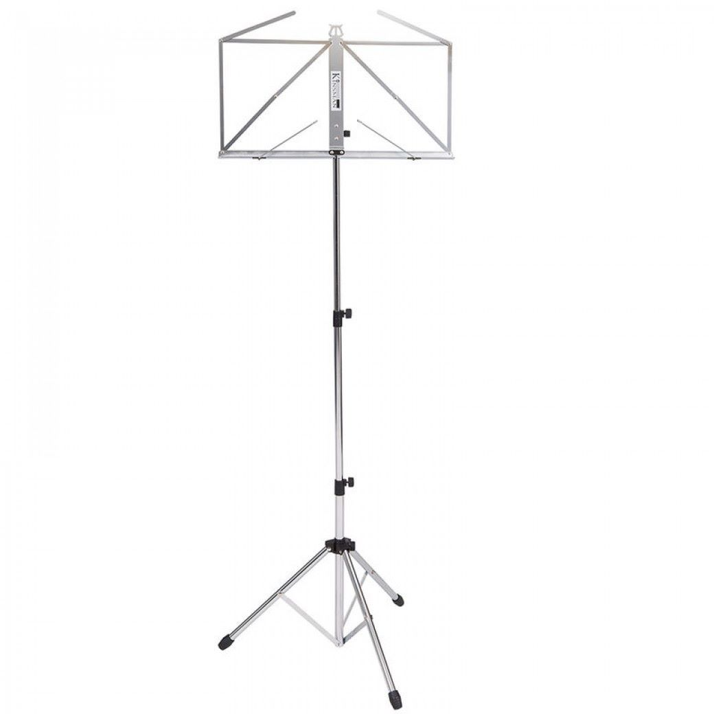 Kinsman Music Stand - OPS55 in Chrome