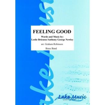 Feeling Good - Bb Cornet & Brass Band