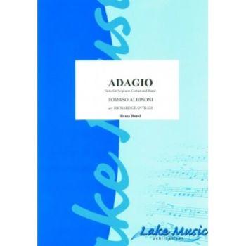 Adagio - Soprano Cornet & Brass Band