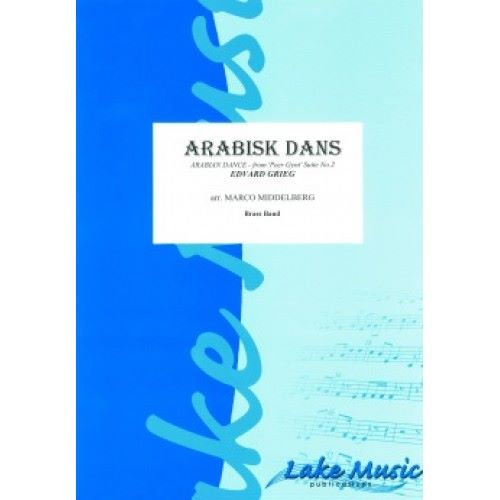 Arabisk Dans - Brass Band