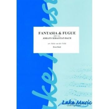 Fantasia & Fugue - Brass Band