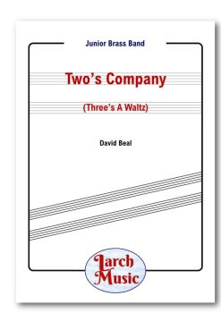 Two's Company (Three's A Waltz) - Junior Brass Band