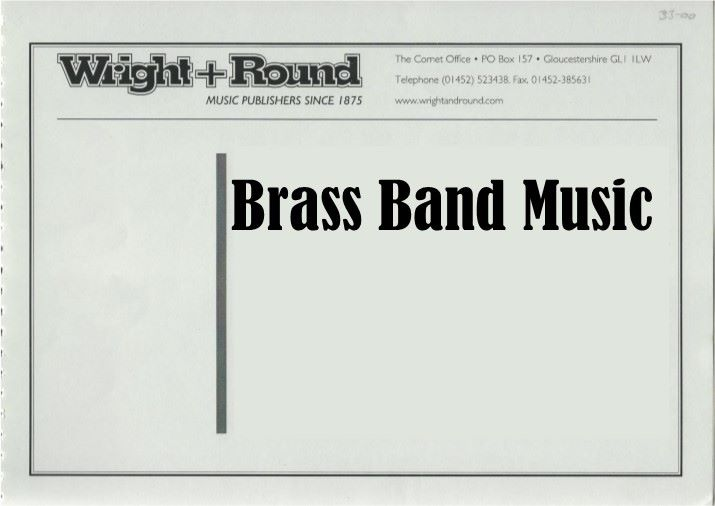 A Colwell Suite - Brass Band