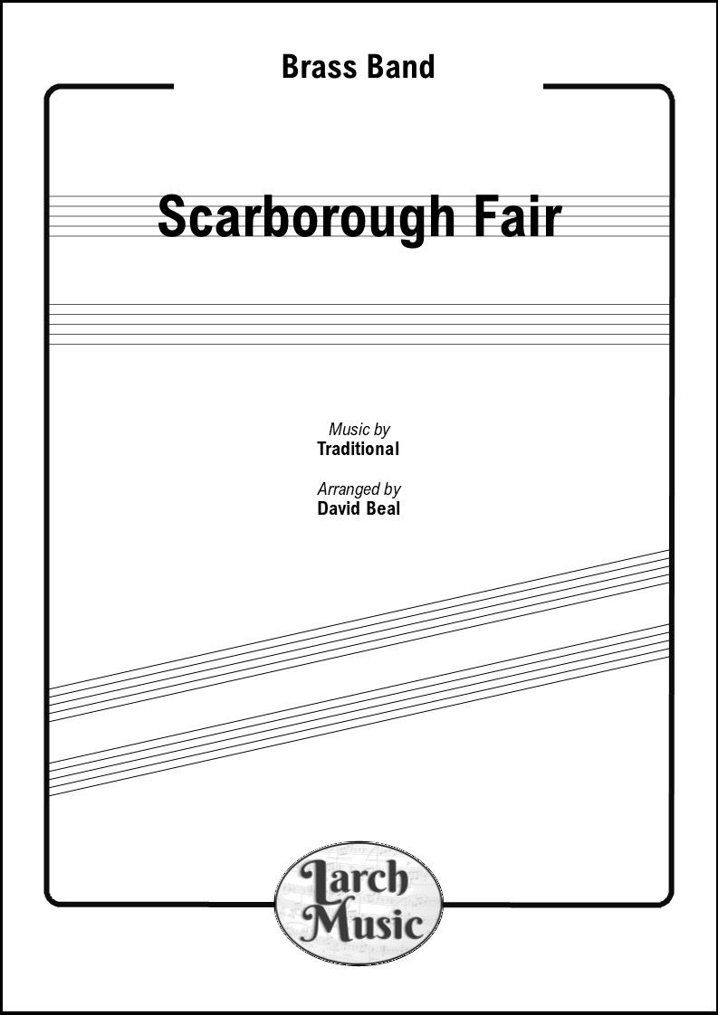 Scarborough Fair - Brass Band