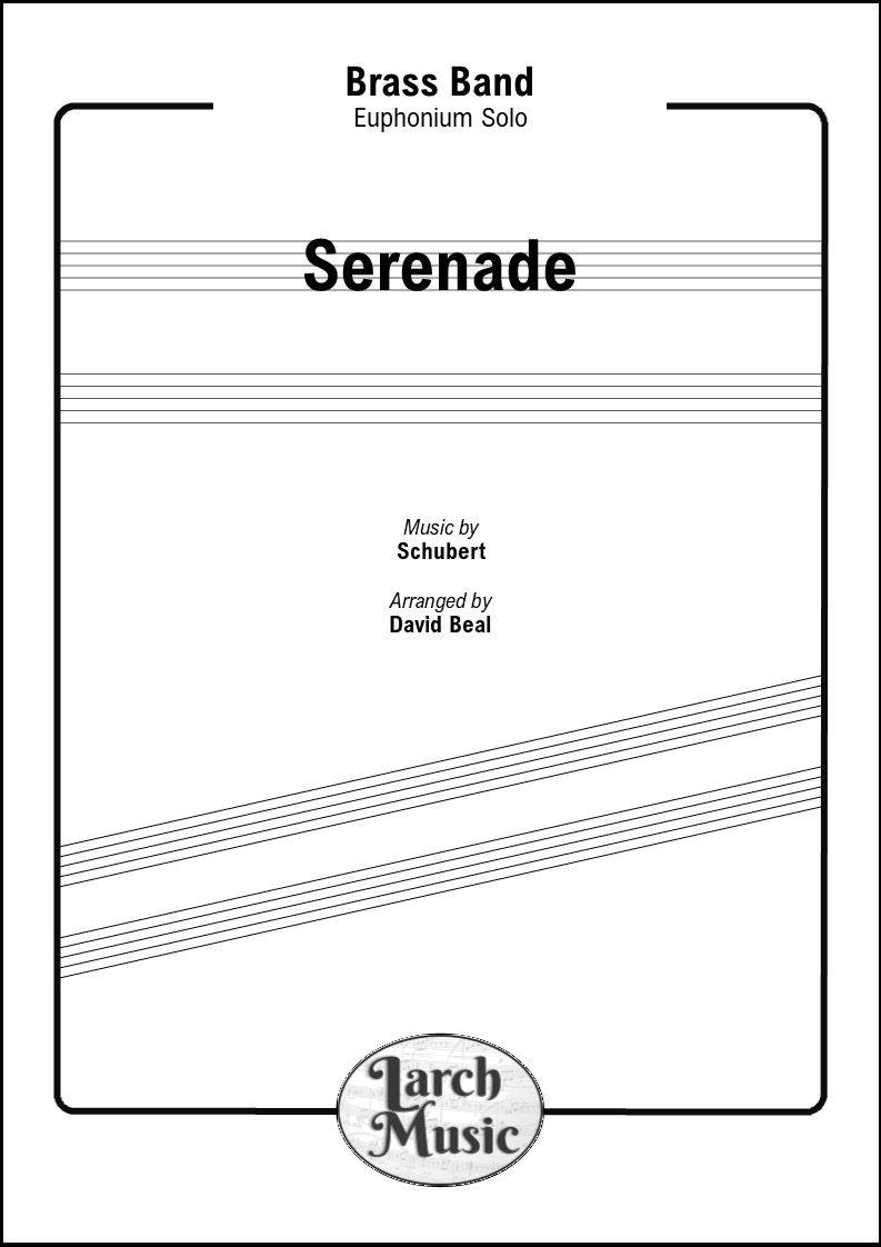 Serenade - Euphonium & Brass Band