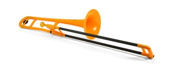 pBone - Orange Plastic Trombone