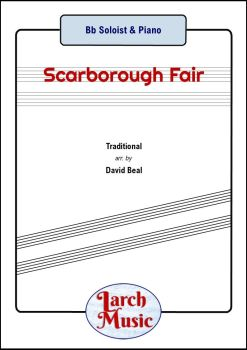 Scarborough Fair - Bb Solo & Piano