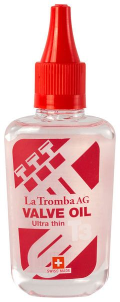 La Tromba T3 Valve Oil