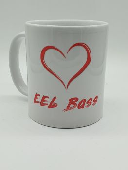I Love EEb Bass - Printed Mug