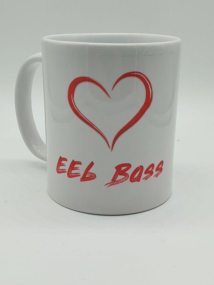 I Love EEb Bass - Printed Mug