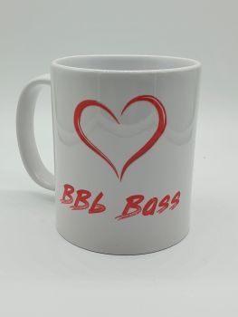 I Love BBb Bass - Printed Mug