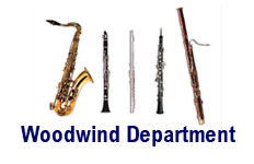 Woodwind Department Button