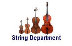 String Department Button