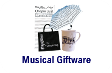Musical Giftware Button