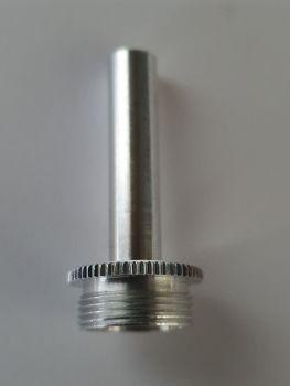 Geneva Valve Stem - Cornet / Flugel Horn  Silver