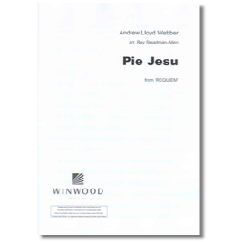 Pie Jesu - Eb & Bb Duet - Brass Band