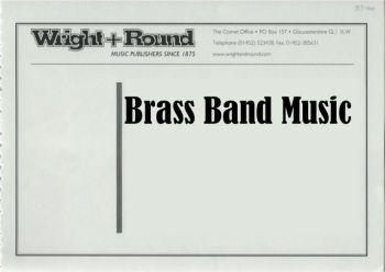Reindeer Express - Brass Band Score Only