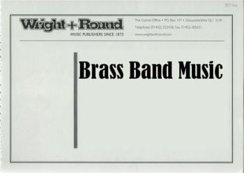 West Sou'West - Brass Band Score Only