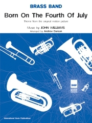 Born on the fourth of July - Brass Band